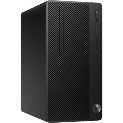 Sistem Desktop PC HP 290 G2 Microtower, Intel® Core™ i5-8500, 8GB DDR4, SSD 256GB, Intel® UHD Graphics, Windows 10 Pro 0