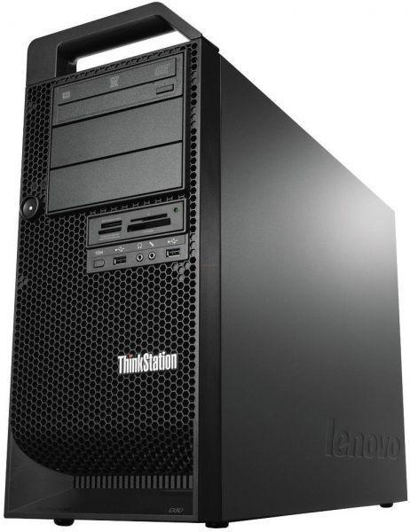 Workstation Lenovo ThinkStation D30 Tower, Intel Xeon Hexa Core E5-2640 2.50GHz-2.50GHz, 16GB DDR3, HDD 500GB SATA 0