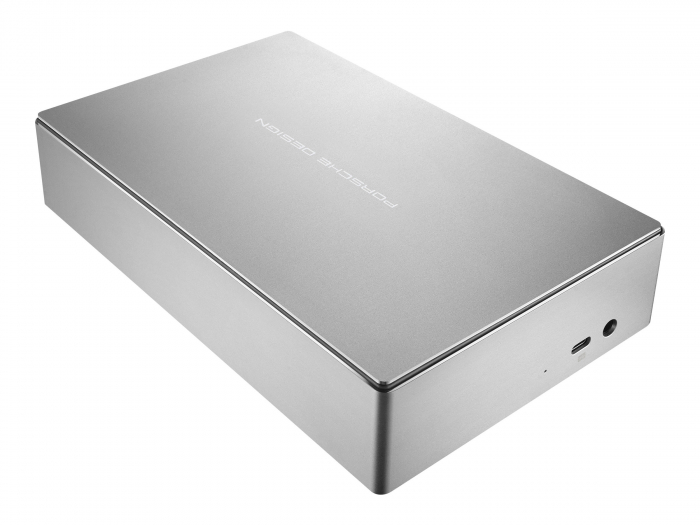 HDD extern LaCie Porsche Design 4TB, 3.5, USB 3.1, Type C, silver 0