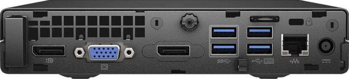 Calculator REFURBISHED HP Elitedesk 800 G2 Mini PC, Intel Core i5-6500T 2.50GHz, 8GB DDR4, 500GB SATA [2]