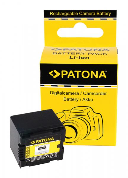 Acumulator Patona pentru Hitachi CGA-DU14 DZMV350A DZ-MV350A DZMV350E DZ-MV350E DZMV380A 0