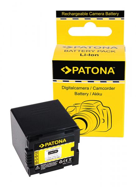 Acumulator Patona pentru Hitachi CGA-DU21 DZMV350A DZ-MV350A DZMV350E DZ-MV350E DZMV380A 0
