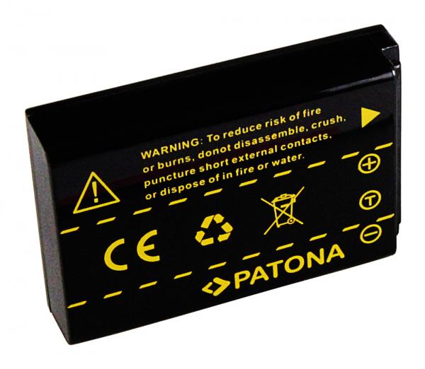 Acumulator Patona pentru Kodak Klic-5001 Easyshare DX6490 DX7590 DX7630 Z730 1