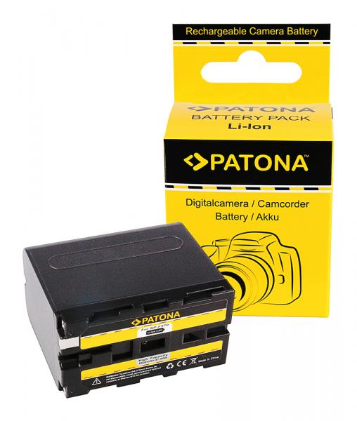 Acumulator Patona pentru Sony NP-F970 CCD CCDSC5 CCD-SC5 CCDSC65 CCD-SC65 CCDTR1 CCD-TR1 0