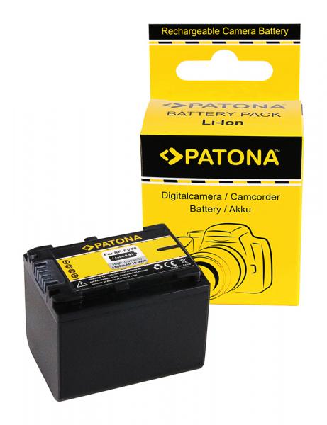 Acumulator Patona pentru Sony NP-FV70 CX E HDR.CX350VET E HDRCX350VET HDR.CX110 0