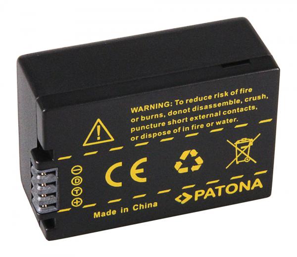 Acumulator Patona pentru Leica DMW-BMB9 V-Lux V-Lux 2 VLux 2 II V-Lux II VLuxII DMW-BMB9 1
