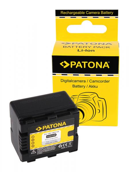 Acumulator Patona pentru Panasonic VW-VBN130 HDC HS900 SD800 SD900 SD909 TM900 X920M 0