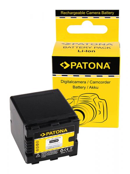 Acumulator Patona pentru Panasonic VW-VBN260 HDC HS900 SD800 SD900 SD909 TM900 X920M 0