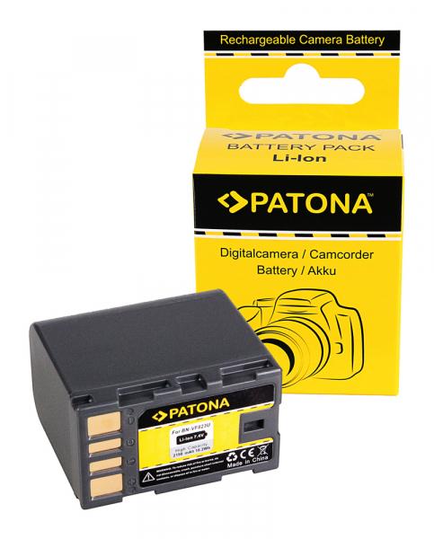 Acumulator Patona pentru JVC BN-VF823U GR DRD818 DR-D818 GRD720 GR-D720 GRD720E GR-D720E 0