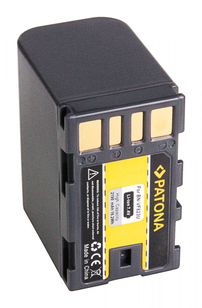 Acumulator Patona pentru JVC BN-VF823U GR DRD818 DR-D818 GRD720 GR-D720 GRD720E GR-D720E 2