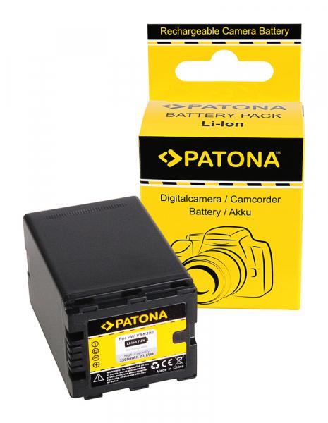 Acumulator Patona pentru Panasonic VW-VBN390 HC HCX920M VW-VBN390 HDC HC-X920M HDCHS900 0