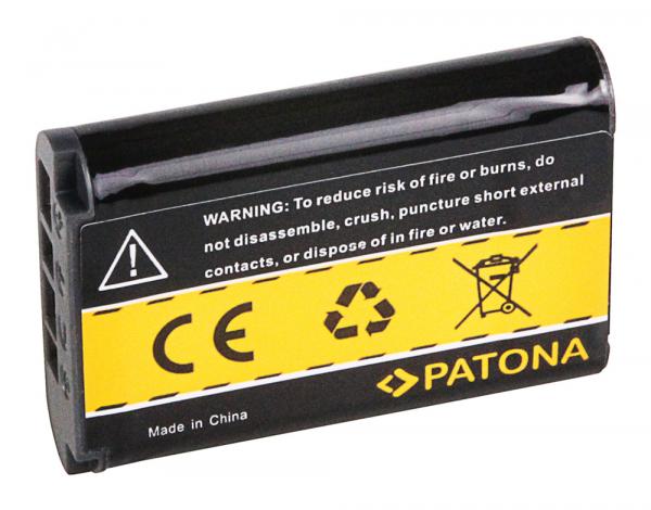 Acumulator Patona pentru Sony NP-BX1 BX BX1 NP-BX1 Cyber-shot AS100VR AS15 AS20 AS200 1