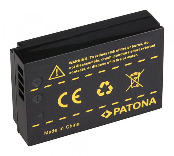 Acumulator Patona pentru Canon LP-E12 EOS 100D M 1