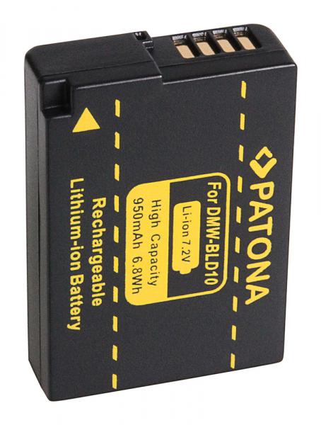 Acumulator Patona Panasonic DMW-BLD10 Lumix DMCGF2 DMC-GF2 2