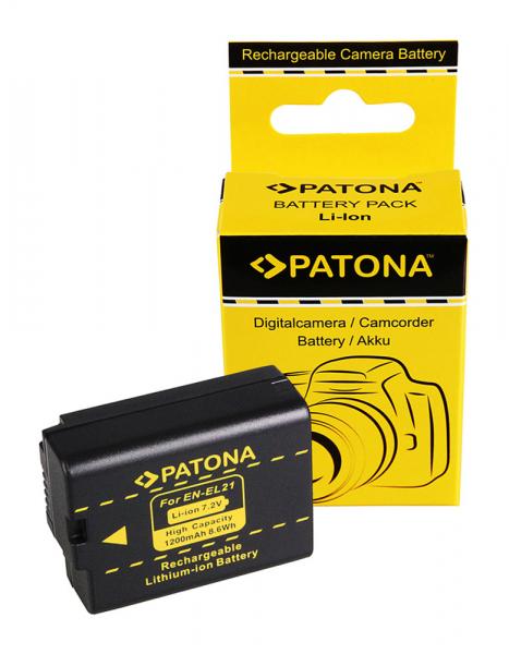 Acumulator Patona pentru Nikon EN-EL21 V2 0