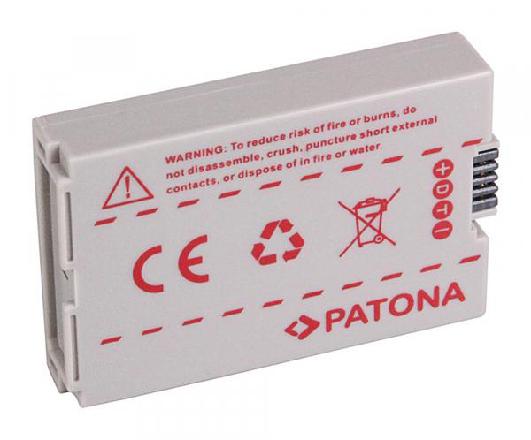 Acumulator Patona pentru Canon BP-110 Legria HF 206 HF 28 HF R26 1