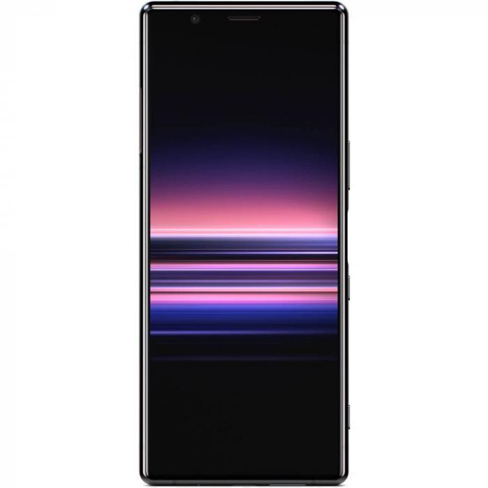 Telefon mobil Sony Xperia 5, Dual SIM, 128GB, 6GB RAM, 4G, Black [0]