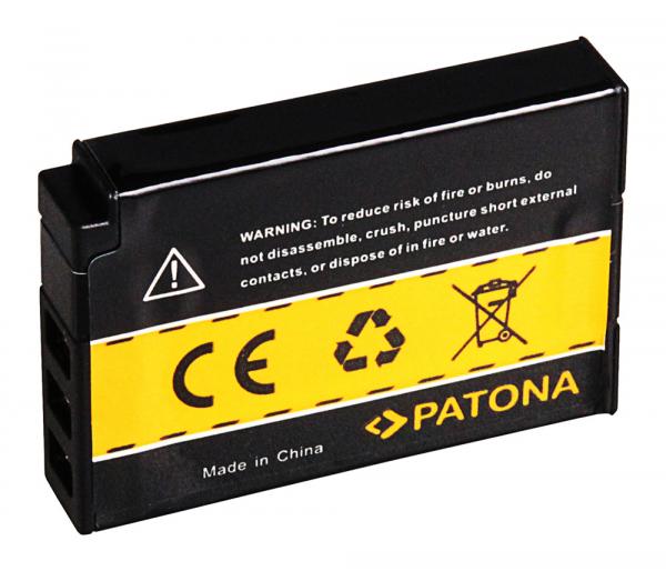 Acumulator Patona pentru Fujifilm NP-48 QX1 1
