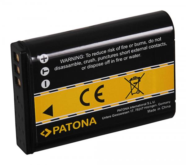 Acumulator Patona pentru Nikon EN-EL23 Coolpix p600 1