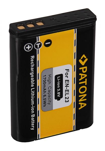 Acumulator Patona pentru Nikon EN-EL23 Coolpix p600 2