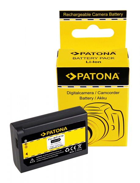 Acumulator Patona pentru Samsung BP1410 NX30 WB2200F 0