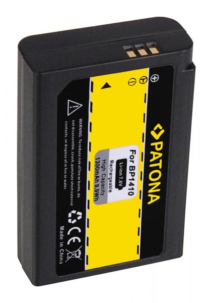 Acumulator Patona pentru Samsung BP1410 NX30 WB2200F 2