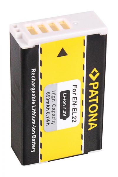 Acumulator Patona pentru Nikon EN-EL22 1 J4 S 2