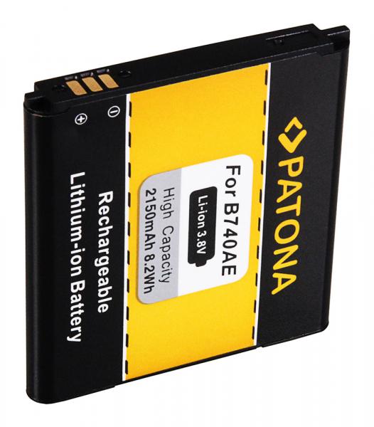 Acumulator Patona pentru Samsung B740E Galaxy NX mini NXF1 S4 Zoom S4 Zoom LTE SMC101 2