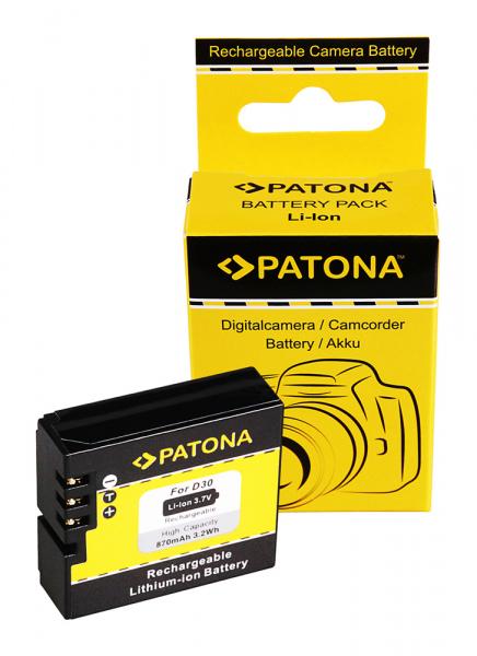 Acumulator Patona pentru AEE D30 870mAh Magicam SD18 SD19 SD20 SD21 SD22 SD23 0