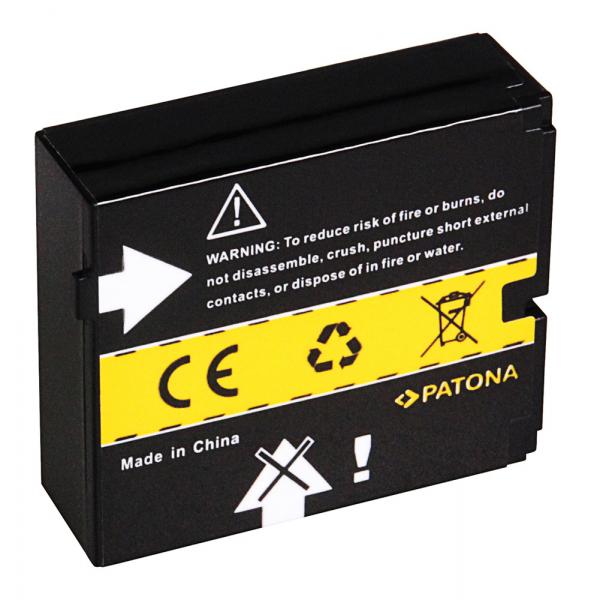Acumulator Patona pentru AEE D30 870mAh Magicam SD18 SD19 SD20 SD21 SD22 SD23 1
