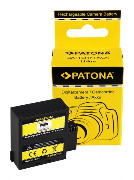 Acumulator Patona pentru AEE DS-S50 1400mAh D33 S50 S51 S70 S71 DS-S50 1400mAh DS-S50 0