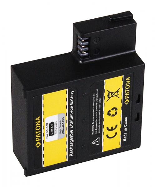 Acumulator Patona pentru AEE DS-S50 1400mAh D33 S50 S51 S70 S71 DS-S50 1400mAh DS-S50 2