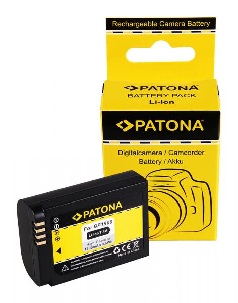 Acumulator Patona pentru Samsung BP1900 NX1 NX-1 0