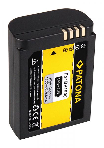 Acumulator Patona pentru Samsung BP1900 NX1 NX-1 2
