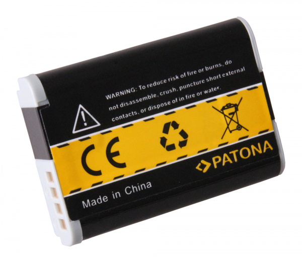 Acumulator Patona pentru Canon NB-12L Legria Mini X NB-12L PowerShot G1 X Mark II NB-12L 2