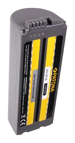 Acumulator Patona pentru Canon CP-2L CP200 CP-200 CP220 CP-220 CP300 CP-300 CP330 CP-330 2