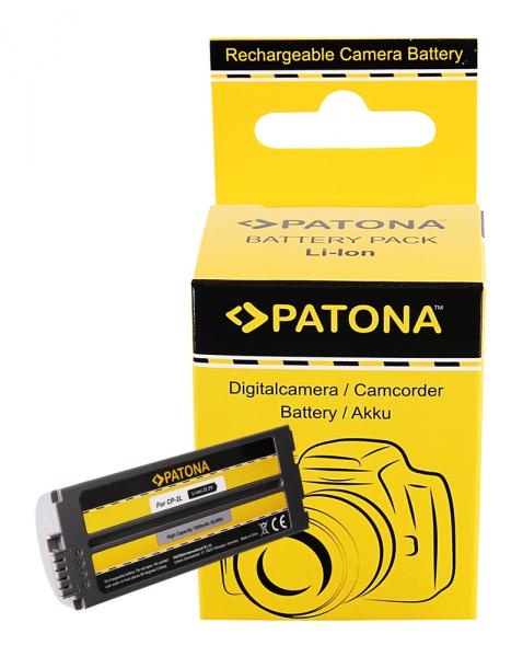 Acumulator Patona pentru Canon CP-2L CP200 CP-200 CP220 CP-220 CP300 CP-300 CP330 CP-330 0