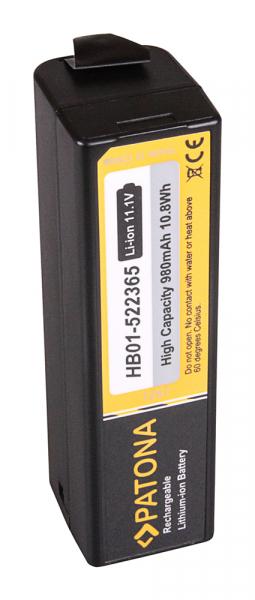Acumulator Patona pentru DJI HB01 Osmo Camera portabilă 4k Zenmuse X3 Zenmuse X5 Zenmuse 2