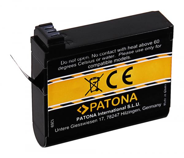 Acumulator Patona pentru Garmin VIRB Ultra 30 Virb Ultra 30 VIRB Ultra 30 010-01529-03 1