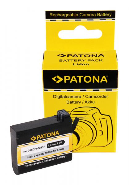 Acumulator Patona pentru Garmin VIRB Ultra 30 Virb Ultra 30 VIRB Ultra 30 010-01529-03 0