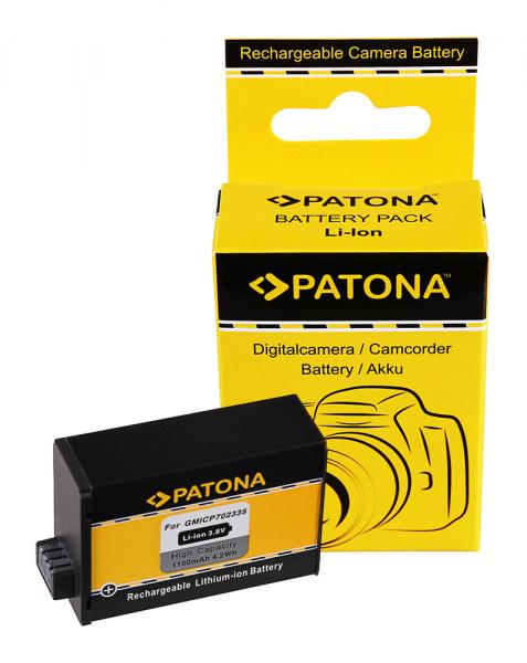 Acumulator Patona pentru Garmin Virb 360 VIRB360 GMICP702335 0