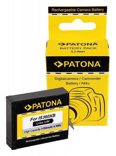 Acumulator Patona pentru Insta360 One X Action Cam 0