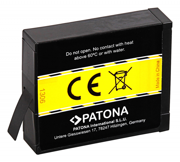Acumulator Patona pentru Insta360 One X Action Cam 2