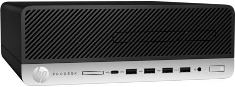 Sistem HP ProDesk 600 G5 SFF Intel® Core™ i5-9500 8GB DDR4, 512GB M.2, Intel® UHD Graphics 630, Microsoft Windows 10 Pro 1