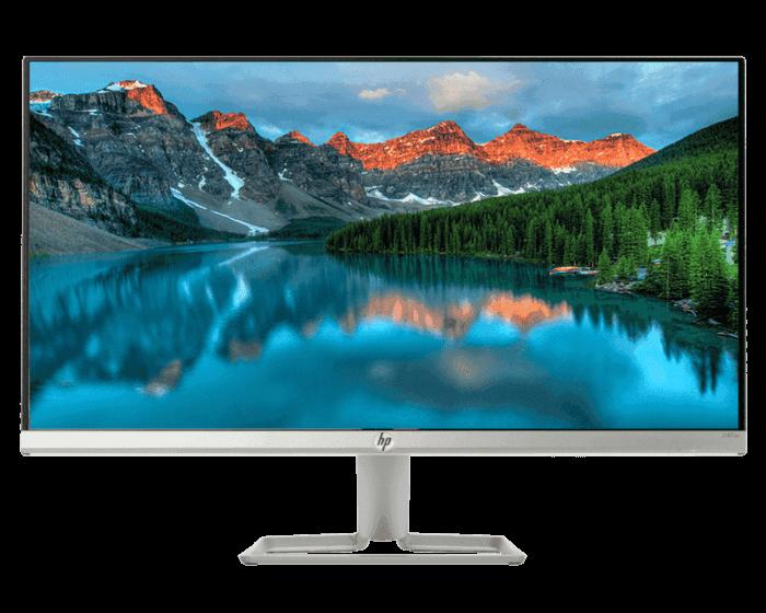 Monitor HP 24fwa 23.8 inch FHD IPS 5ms Silver 0