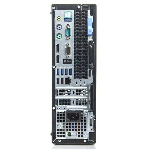 CALCULATOR Refurbished DELL OPTIPLEX 7060 SFF, INTEL CORE I5 GEN 8 8500 3.0 GHZ, 8 GB DDR4, 256 GB SSD M.2, Win 10 PRO 2