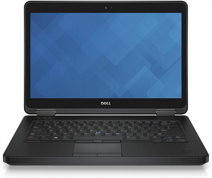Laptop Dell Latitude E5450 14 inch LED Intel Core i5-5300u 2.90 GHz 8GB DDR3 120 GB SDD Webcam Windows 10 PRO 1
