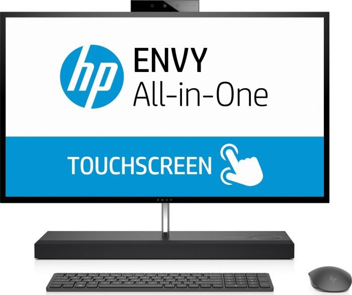 Sistem All-in-One PC HP Envy 27-b258ng 68.6 cm (27 inch) Intel® Core™ i7-8700T 16 GB 2048 GB + 512 GB SSD Nvidia GeForce GTX 1050 Win 10 Home 0