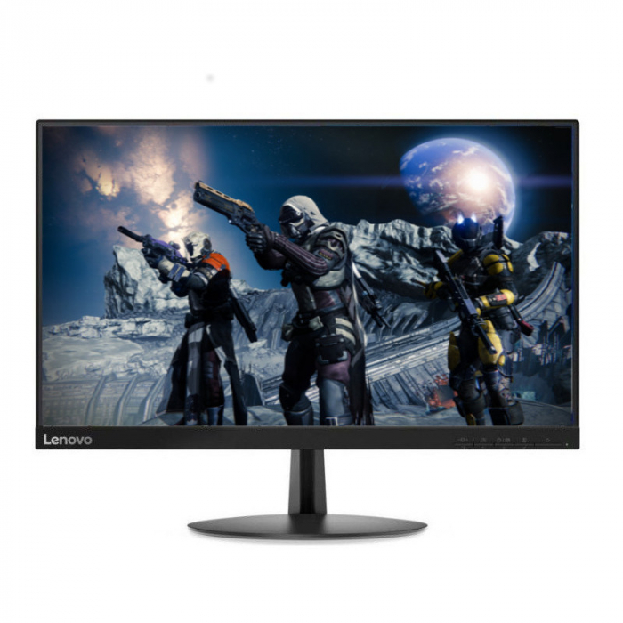 Monitor LED Lenovo Gaming L27i-28 27 inch 4 ms Black FreeSync 75Hz [0]