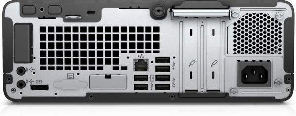 Sistem Desktop PC HP ProDesk 400G5 Small Form Factor ,Procesor Intel® Core ™ i5-8500 (3,0 GHz pana la 4,1 GHz, 9 MB cache, 6 nuclee),8GB DDR4 , 256 SSD GB PCIe® NVMe ™ , DVD/RW ,Windows 10 Profesional 2